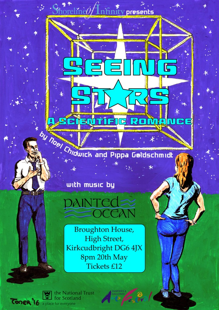 Seeing Stars Poster