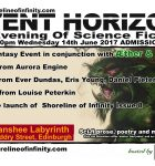 Shoreline of Infinity's Event Horizon 14th June 2017