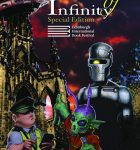 Shoreline of Infinity and the Edinburgh International Book Festival