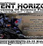 Shoreline of Infinity Event Horizon 24 -  11th October 2017