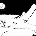 Moon – 2018 Flash Fiction Competition – The Final Fourteen