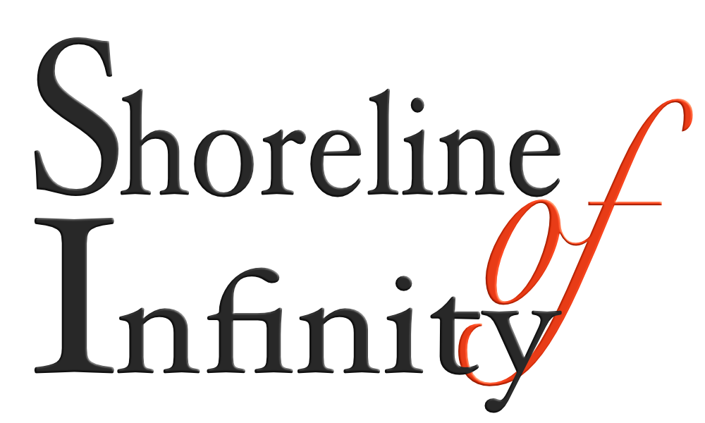 Image result for shoreline of infinity
